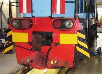 Mobile Railway Wheel Lathes 1AK200, 1AK200 ZIP, 1AK200